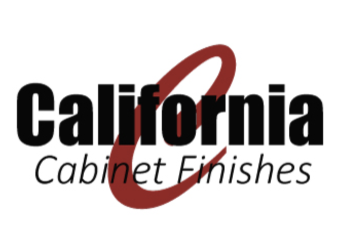 California Cabinet Finishes